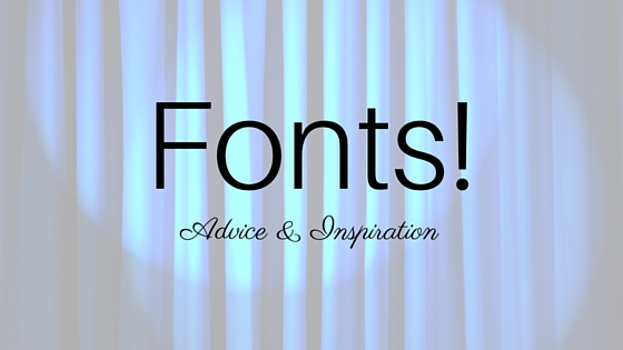 Choosing the Perfect Font Style