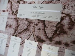 Canvas Map with table plan on top