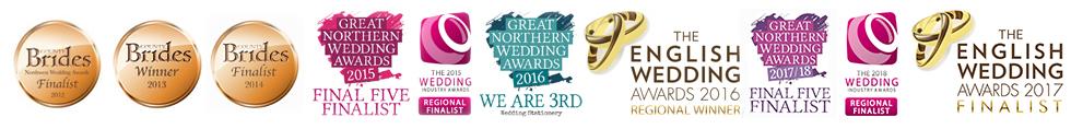 UK Wedding Stationery Awards and Nominations