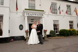 My wedding say 2009