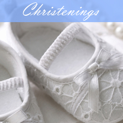 Christening Stationery designs and invitations