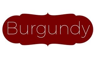 Burgundy Wedding Stationery designs