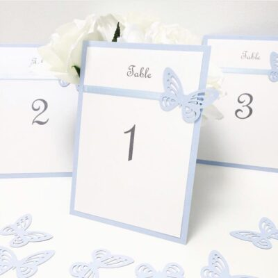 butterfly table names