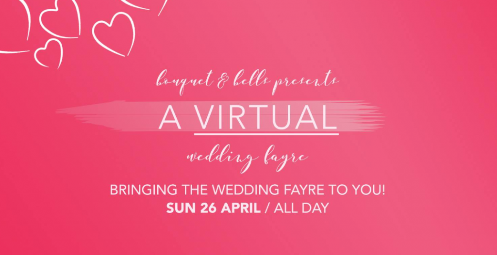 virtual wedding fayre by Bouquet and Bells on Facebook