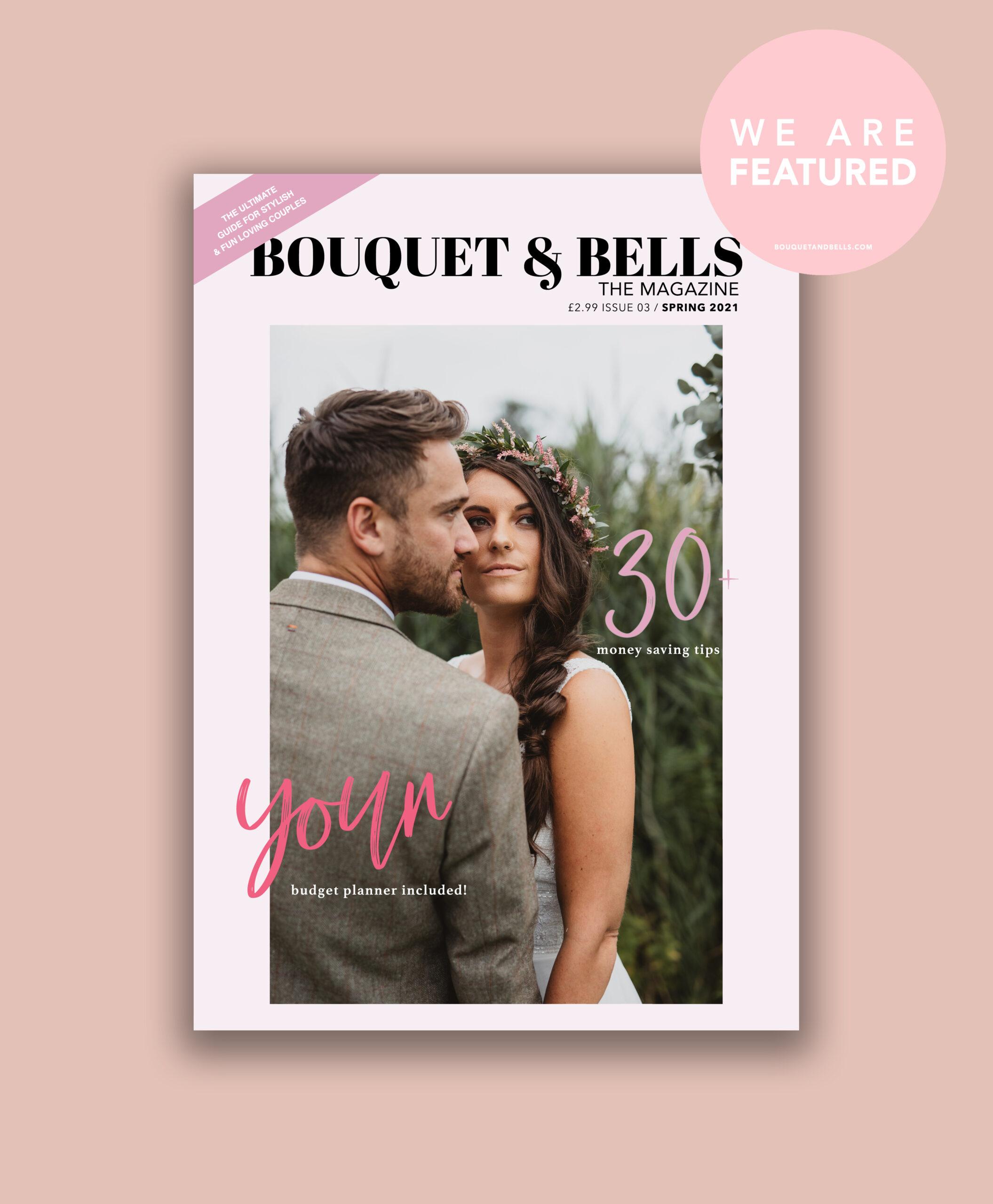 bouquet and bells wedding magazine